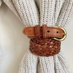 Vintage COACH Authentic 100% Leather Belt